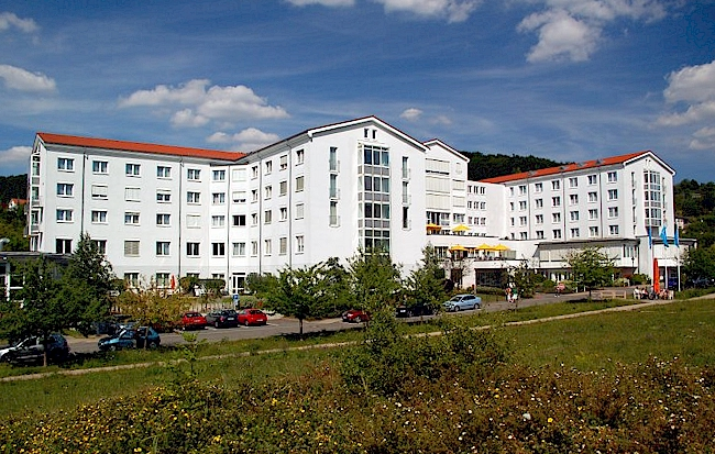 www.Ferienwohnung-WeimarerLand.de * Ferienwohnung Morgensonne * Median Adelsberg-Klinik Bad Berka