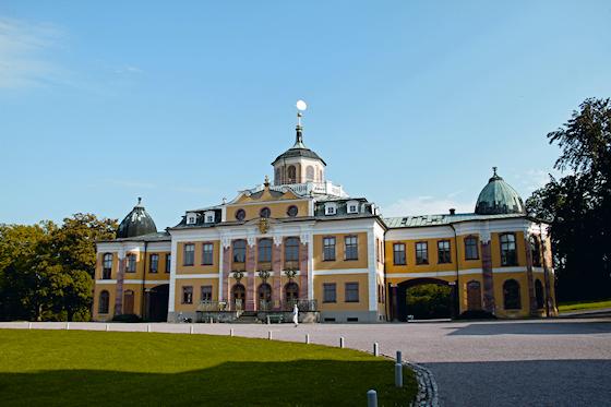 www.Ferienwohnung-WeimarerLand.de / Schloss Belvedere Weimar