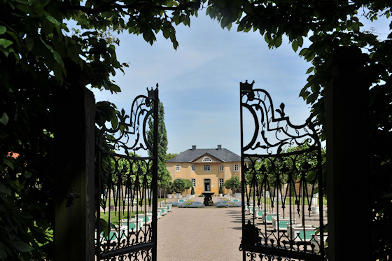 www.Ferienwohnung-WeimarerLand.de / Schlosspark und Orangerie Belvedere