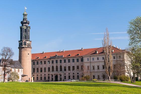 www.Ferienwohnung-WeimarerLand.de / Stadtschloss Weimar