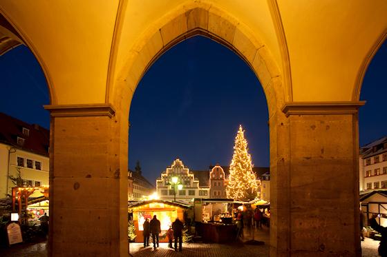 www.Ferienwohnung-WeimarerLand.de / Weimarer Weihnachtsmarkt